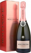 Bollinger Rose NV Champagne 75cl in Branded Box