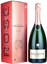 Bollinger Rose NV Champagne Magnum (1.5 litre) in Branded Box