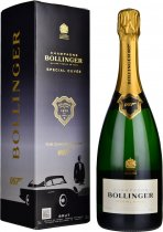 Bollinger Special Cuvee NV Champagne 75cl - 007 Limited Edition