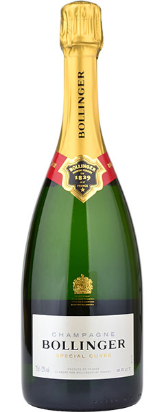 Bollinger Special Cuvee NV Champagne 75cl