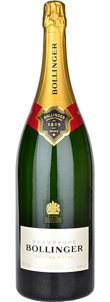Bollinger Special Cuvee NV Champagne Jeroboam (3 litre)