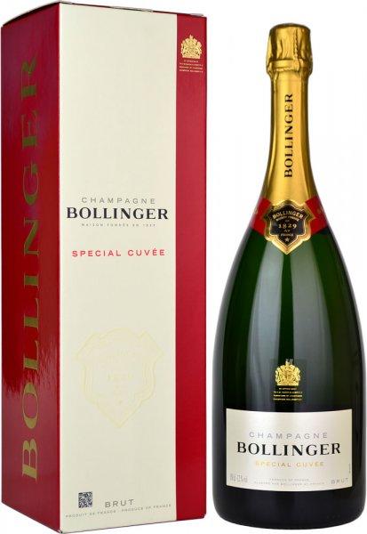 Bollinger Special Cuvee NV Champagne Magnum (1.5 litre) in Branded Box