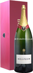 Bollinger Special Cuvee NV Champagne Nebuchadnezzar (15 litre)