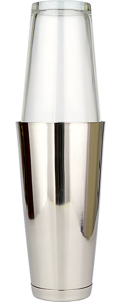 Boston Cocktail Shaker - 28oz Can & 16oz Mixing Glass