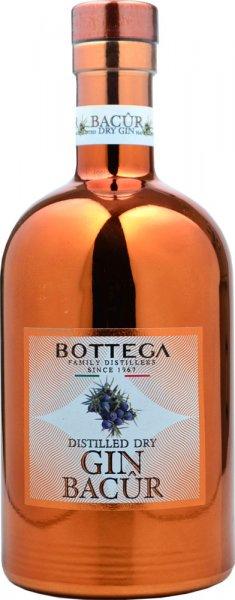Bottega Bacur Dry Gin 70cl