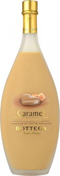 Bottega Caramel Cream Liqueur 50cl