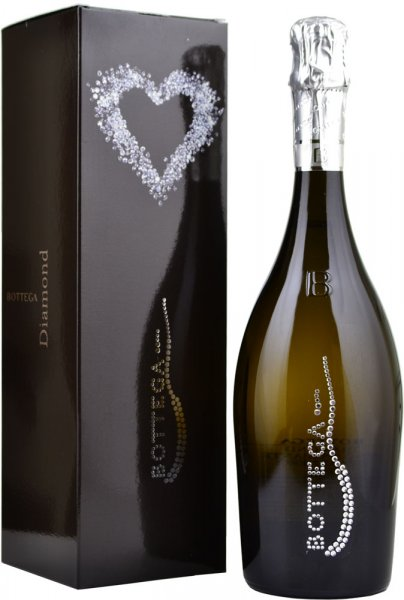 Bottega Diamond Sparkling Pinot Noir Brut 75cl