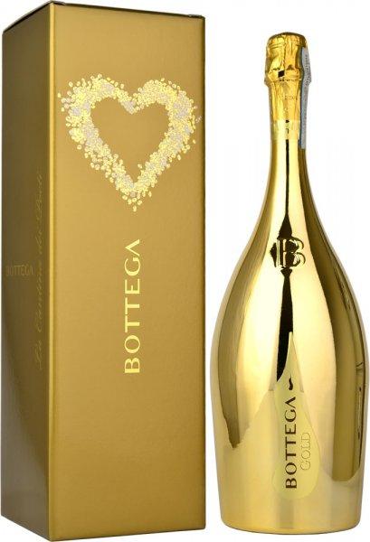 Bottega Gold Prosecco - DOC Brut Magnum (1.5 litre) in Box