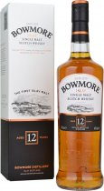 Bowmore 12 Year Old Islay 70cl