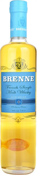 Brenne Cuvee Speciale French Single Malt Whisky 70cl