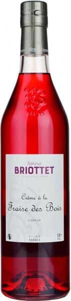 Briottet Creme a la Fraise des Bois (Wild Strawberry) 70cl