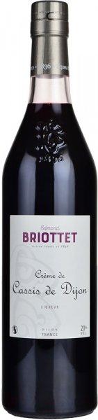 Briottet Creme de Cassis 20% (Blackcurrant) 70cl