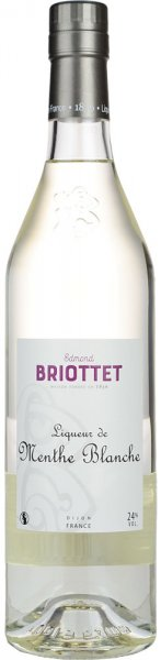Briottet Creme de Menthe Blanc (White Mint) 70cl