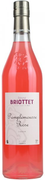 Briottet Pamplemousse Rose Liqueur (Pink Grapefruit) 70cl