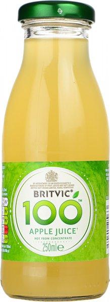 Britvic 100% Apple Juice 250ml Bottle