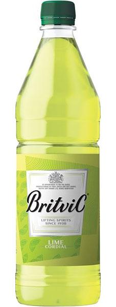 Britvic Lime Juice Cordial 1 litre