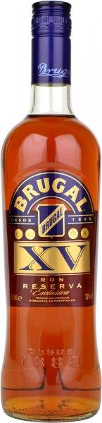 Brugal XV Reserva Exclusiva Rum 70cl
