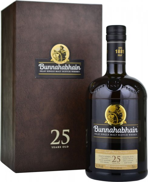 Bunnahabhain 25 Year Old 70cl