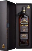 Bushmills 21 Year Old Single Malt Irish Whiskey 70cl