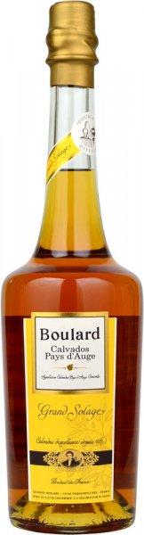 Calvados Boulard Grande Solage Pays D'Auge 70cl