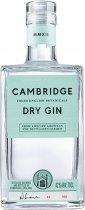 Cambridge Dry Gin 70cl
