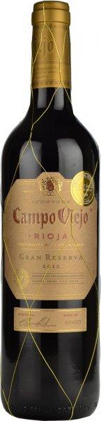 Campo Viejo Gran Reserva Rioja 2012/2013 75cl