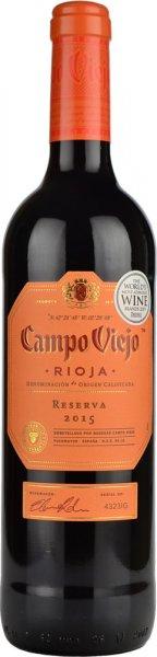 Campo Viejo Reserva Rioja 2015/2016 75cl
