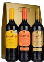 Campo Viejo Three Bottle Gift Set