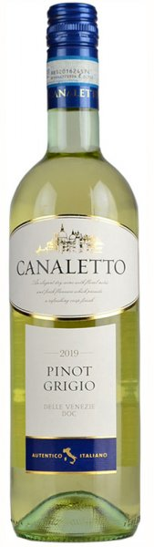 Canaletto Pinot Grigio IGT 2019/2020 75cl