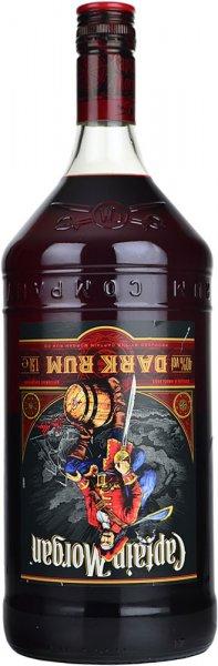 Captain Morgan Dark Rum 1.5 litre