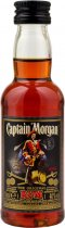 Captain Morgan Dark Rum Miniature 5cl