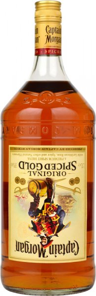 Captain Morgan Spiced Gold Rum 1.5 litre