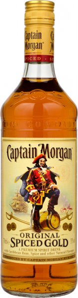 Captain Morgan Spiced Gold Rum 70cl