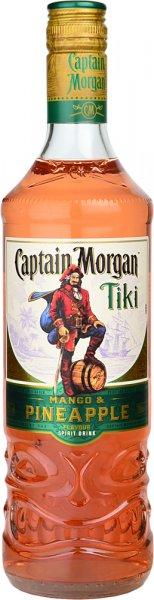 Captain Morgan Tiki Mango and Pineapple Rum Based Spirit Drink 70cl