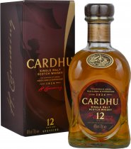 Cardhu 12 Year Old 70cl