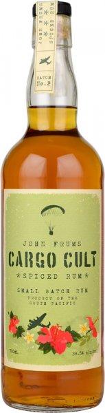 Cargo Cult Spiced Rum 70cl