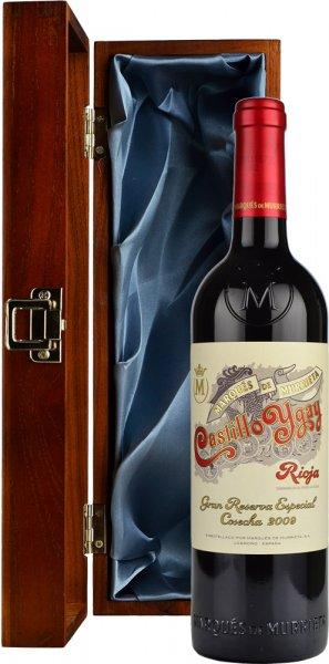 Castillo Ygay Gran Reserva Especial 75cl in Luxury Wood Box (LH)