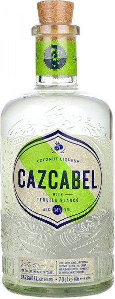 Cazcabel Coconut Tequila Liqueur 70cl
