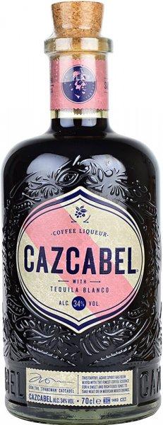 Cazcabel Coffee Tequila Liqueur 70cl