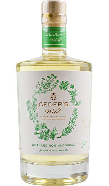 Ceders Wild Non-Alcoholic Spirit 50cl