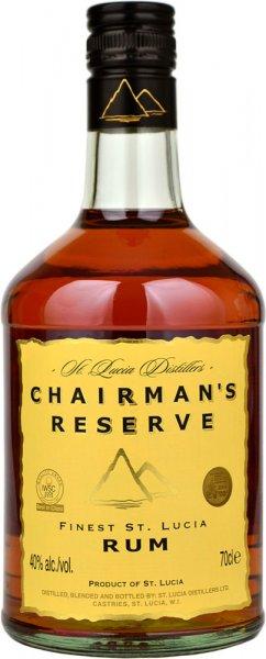 Chairmans Reserve Rum 70cl