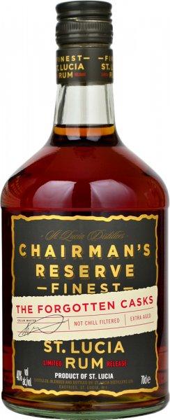 Chairmans Reserve The Forgotten Casks Rum 70cl