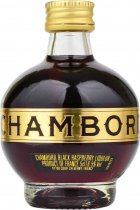 Chambord Black Raspberry Liqueur Miniature 5cl