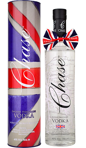Chase English Handmade Vodka in Gift Tin 70cl