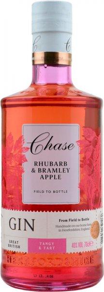 Chase Rhubarb & Bramley Apple Gin 70cl