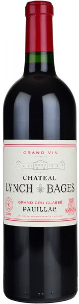 Chateau Lynch Bages 5eme Cru Classe, Pauillac 2008 75cl