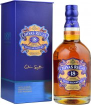 Chivas Regal 18 Year Old Gold Signature 70cl