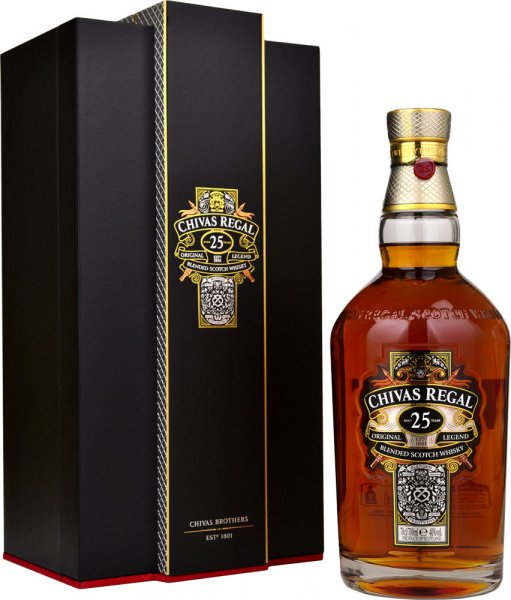 Chivas Regal 25 Year Old 70cl