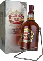 Chivas Regal De Luxe 12 Year Old 4.5 litre
