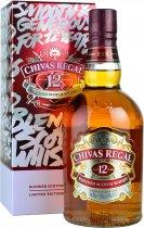 Chivas Regal De Luxe 12 Year Old 70cl